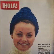 Coleccionismo de Revista Hola: REVISTA HOLA NUM 1065 ENE 1965. Lote 160019350