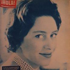Coleccionismo de Revista Hola: REVISTA HOLA NUM 898 NOV 1961. Lote 160020482