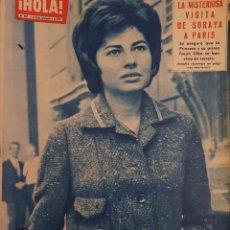 Coleccionismo de Revista Hola: REVISTA HOLA NUM 897 NOV 1961. Lote 160020838