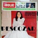 Coleccionismo de Revista Hola: REVISTA HOLA Nº 1705 - 30 ABRIL 1977 - TERESA RABAL, SHIRLEY MACLAINE, MARCIA BELL, CONCHA VELASCO. Lote 160602202