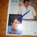 Coleccionismo de Revista Hola: RECORTE : RICHARD GERE UN SOLTERO DE LOS MAS COTIZADOS. HOLA, JUNIO 1985 (). Lote 160604706