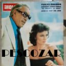 Coleccionismo de Revista Hola: REVISTA HOLA Nº 1715 - 8 JULIO 1977 - QUINN, BISSET, SOFIA LOREN, FAWCETT, NEGRETE, VALDERRAMA. Lote 160621482