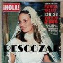 Coleccionismo de Revista Hola: REVISTA HOLA Nº 1805 - 31 MARZO 1979 - PATRICIA HEARST, GISCARD D´ESTAING, MANUELA VARGAS, WOODWARD. Lote 160621898