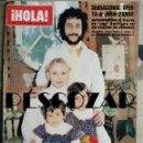 Coleccionismo de Revista Hola: REVISTA HOLA Nº 1804 - 24 MARZO 1979 - JUAN PARDO, WOODY ALLEN, FARAH, WILLY BRANDT, MARUCA, ONASSIS. Lote 160632450