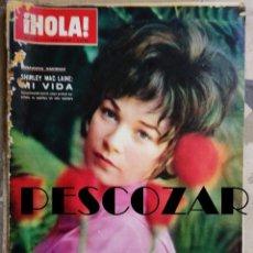 Coleccionismo de Revista Hola: REVISTA HOLA Nº 1172 - 11 FEBRERO 1967 - MACLAINE, MARISOL, SEVILLA, FONDA, MARTINE CAROL, BORBÓN. Lote 160947082