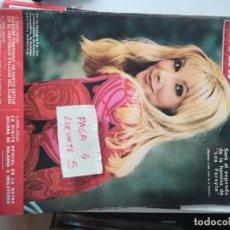 Coleccionismo de Revista Hola: REVISTA HOLA 1444 * 29 ABRIL 1972 * SUSAN HAMPSHIRE + MAJA DE ESPAÑA 1972 + LUIS MIGUEL * 63. Lote 161318750