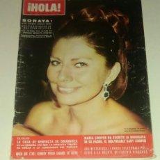 Coleccionismo de Revista Hola: REVISTA HOLA, NUM. 1.343, 23 MAYO 1970.. Lote 161605674