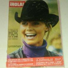 Coleccionismo de Revista Hola: REVISTA HOLA, NUM. 1.342, 16 MAYO 1970.. Lote 161605750