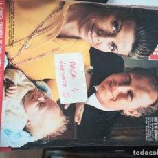 Coleccionismo de Revista Hola: REVISTA HOLA 1457 * 29 JULIO 1972 * SOFIA LOREN + ESTEFANIA DE MONACO + JANE FONDA * 63. Lote 161646138