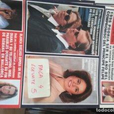 Coleccionismo de Revista Hola: REVISTA HOLA 2702 * 23 MAYO 1996 * LUIS MIGUEL DOMINGUIN + ANA BOTELLA 9 + BLANCA SUELVES * 63. Lote 161648138