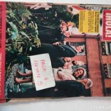 Coleccionismo de Revista Hola: REVISTA HOLA 1015 * 8 FEBRERO 1964 * ALAN LADD + AGNES SPAAK PELICULA EN ESPAÑA + MARIOLA * 64. Lote 164022450