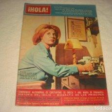 Coleccionismo de Revista Hola: HOLA ! Nº 962 , FEBRERO 1963. EN PORTADA LA DUQUESA DE ALBA . Lote 164758302