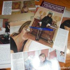 Coleccionismo de Revista Hola: RECORTE : CARTA DE ANA OBREGON A ANTONIA DELL´ATTE. HOLA, DCMBRE 1993 (). Lote 165769802