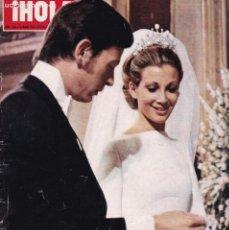 Coleccionismo de Revista Hola: ¡HOLA! - Nº 1543 / MARZO 1974. Lote 166025210