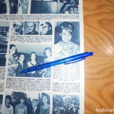 Collezionismo di Rivista Hola: RECORTE : MISS OKINAWA, PARTICIPANTE DE MISS UNIVERSO. HOLA, JULIO 1965 (). Lote 166262890