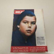 Coleccionismo de Revista Hola: 519- REVISTA HOLA Nº1108 NOV 65 GRACIA DE MONACO VUELVE A CASA . Lote 166278478