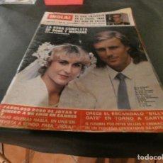 Sammeln von Zeitschriften Hola - Revista Hola 1876 9 agosto 1980 - 166332594