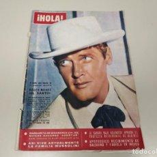 Coleccionismo de Revista Hola: 519- REVISTA HOLA Nº 1105 OCT 1965 EL GALAN ROGER MOORE EL SANTO . Lote 166413566