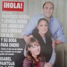 Collectionnisme de Magazine Hola: REVISTA HOLA 3511. Lote 167100388