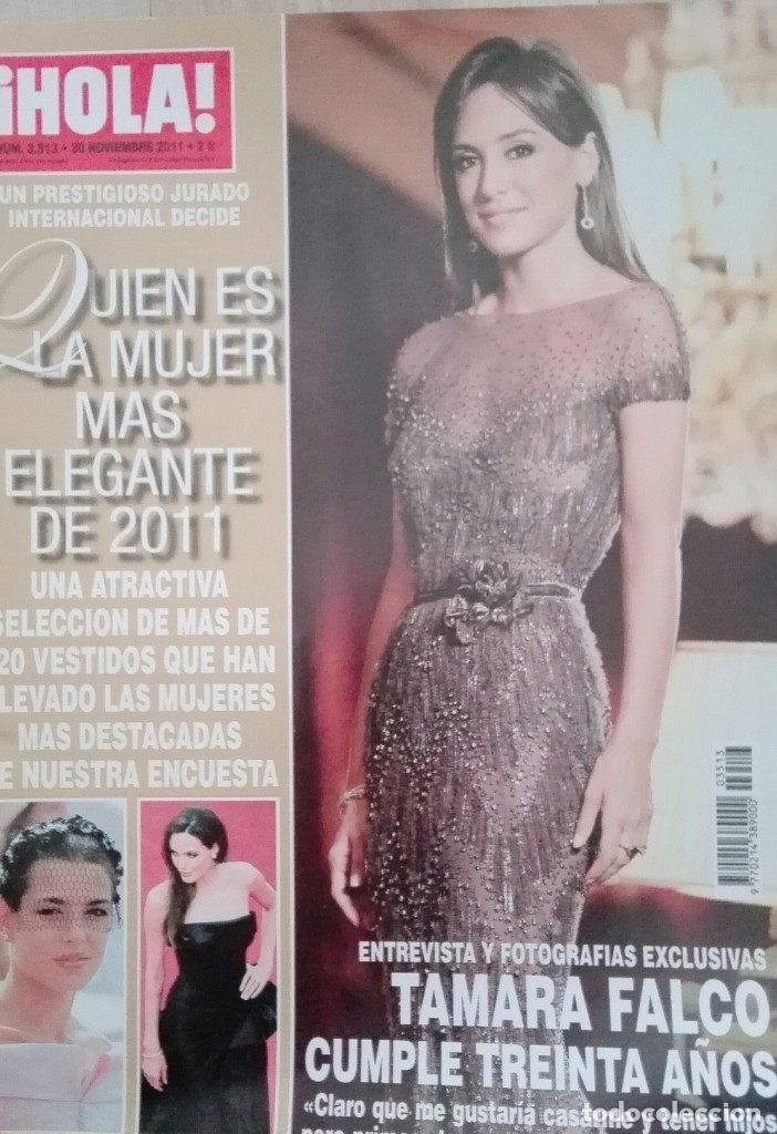 REVISTA HOLA 3513 (Coleccionismo - Revistas y Periódicos Modernos (a partir de 1.940) - Revista Hola)