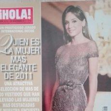 Coleccionismo de Revista Hola: REVISTA HOLA 3513. Lote 167100480