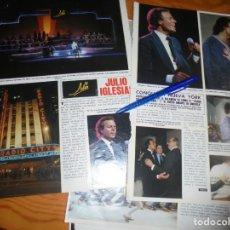 Coleccionismo de Revista Hola: RECORTE : JULIO IGLESIAS CONQUISTA NUEVA YORK. HOLA, MARZO 1983 (). Lote 168295992