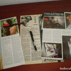 Coleccionismo de Revista Hola: RAIMUNDA DO NASCIMENTO COMO CONOCIO A RONALD BIGGS - RECORTE- HOLA AÑO 1975- VER DETALLES. Lote 168343528