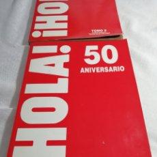 Coleccionismo de Revista Hola: REVISTA HOLA EDICCION EDPECIAL 50 ANIVERSARIO. Lote 168696145