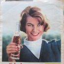 Coleccionismo de Revista Hola: RECORTE REVISTA HOLA Nº 978 1963 HOJA PUBLICIDAD PEPSI-COLA. Lote 169121500