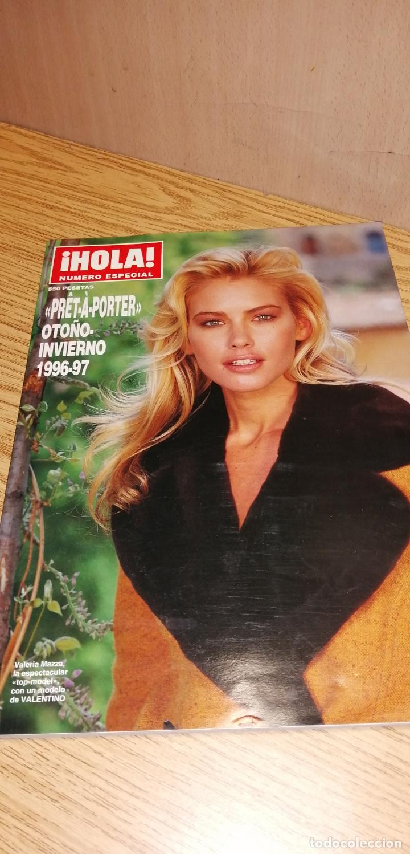 HOLA PRET A PORTER (Coleccionismo - Revistas y Periódicos Modernos (a partir de 1.940) - Revista Hola)