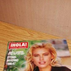 Coleccionismo de Revista Hola: HOLA PRET A PORTER. Lote 169238324
