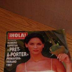 Coleccionismo de Revista Hola: REVISTA HOLA PRET A PORTER. Lote 169238404