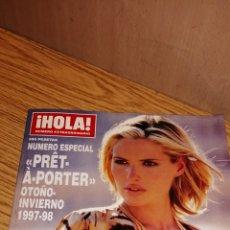 Collectionnisme de Magazine Hola: REVISTA HOLA PRET A PORTER. Lote 169238688