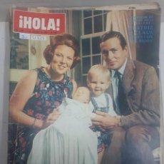 Coleccionismo de Revista Hola: 21873 - REVISTA HOLA - Nº 1263 - EN PORTADA BEATRIZ Y CLAUS. Lote 169381876