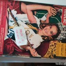 Coleccionismo de Revista Hola: REVISTA HOLA 1003 * 16 NOVIEMBRE 1963 * SARA MONTIEL + CLAUDIA CARDINALE + BEATLES + MARGOT * 68. Lote 169407208