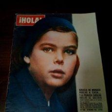 Coleccionismo de Revista Hola: REVISTA HOLA 1965. Lote 169557192