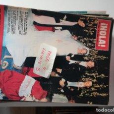 Coleccionismo de Revista Hola: REVISTA HOLA 1066 * 30 ENERO 1965 * BODA INES DE BORBON Y LUIS MORALES + EL CORDOBES * 68. Lote 169559132