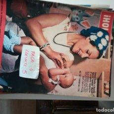 Coleccionismo de Revista Hola: REVISTA HOLA 1049 * 3 OCTUBRE 1964 * CARMEN SEVILLA + JACQUELINE KENNEDY + SORAYA + CHAPLIN * 68. Lote 169559336