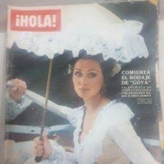 Coleccionismo de Revista Hola: 22017 - REVISTA HOLA - Nº 1360 - EN PORTADA IRINA DEMICK. Lote 169621108