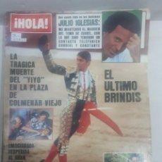 Collectionnisme de Magazine Hola: 22022 - REVISTA HOLA - Nº 2142 - EN PORTADA YIYO. Lote 169621400