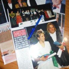 Coleccionismo de Revista Hola: RECORTE : STING, ENTREGA DE PREMIOS DEL XLI FESTIVAL DE CANNES. HOLA, JUNIO 1988 (). Lote 169751700