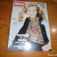 Coleccionismo de Revista Hola: ¡ HOLA ¡ NUMERO ESPECIAL. FIGURIN DE LA MODA, ALTA COSTURA. OTOÑO-INVIERNO 1988-89 (). Lote 170048828