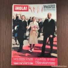 Coleccionismo de Revista Hola: REVISTA HOLA 1521 20 OCT 1973 LIZ TAYLOR RICHARD BURTON ELVIS PRESLEY. Lote 170170900
