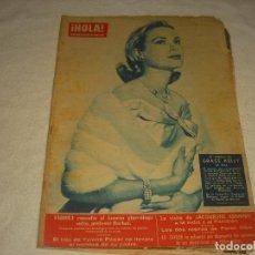 Coleccionismo de Revista Hola: ¡HOLA¡ N. 917 . EL RETORNO DE GRACE KELLY AL CINE .. Lote 171493720