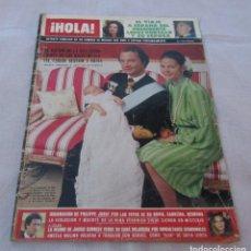 Coleccionismo de Revista Hola: HOLA Nº 1729 -CAROLINA DE MONACO/P. JUNOT-ANGELA MOLINA/LUIS BUÑUEL PELICULA-LOPEZ PORTILLO 1977. Lote 172604547