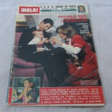 Coleccionismo de Revista Hola: HOLA Nº 2002-LADY DI/CARLOS-L. EVANS DINASTIA -ET- LOLA FLORES-CAMILO SESTO-CHERYL LADD-DETALLE 1983. Lote 172742957