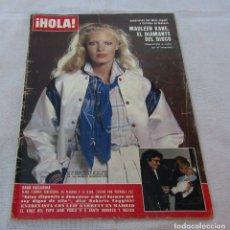 Coleccionismo de Revista Hola: HOLA Nº 1798-LEIF GARRETT - KATE JACKSON ANGELES DE CHARLIE - TELLY SAVALAS KOJAK - DETALLE- 1979. Lote 172778473