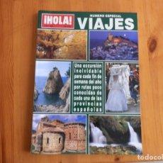 Coleccionismo de Revista Hola: HOLA ESPECIAL VIAJES (1996). Lote 173147794