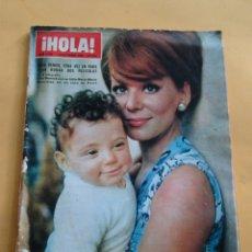 Coleccionismo de Revista Hola: HOLA Nº 1158 - IRINA DEMICK - MARGARITA DE DINAMARCA - SHIRLEY MAC LAINE - BRIGITTE BARDOT NOV. 1966. Lote 173822022