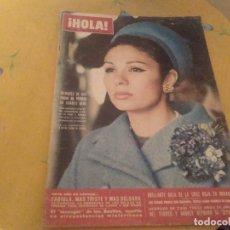 Coleccionismo de Revista Hola: ANTIGUA REVISTA HOLA Nº 1202 AÑO 1967 EL MANAGER DE LOS BEATLES MUERTO, MIA FARROW, ROMINA POWER. Lote 174395540